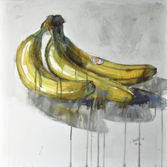 Still Life with Bananas 3