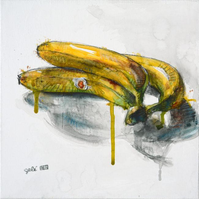 Still Life with Bananas 4