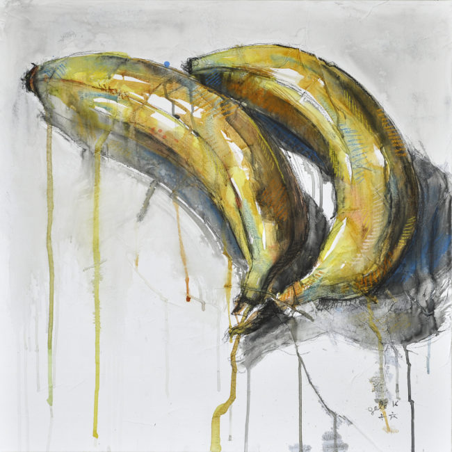 Still Life with Bananas 2