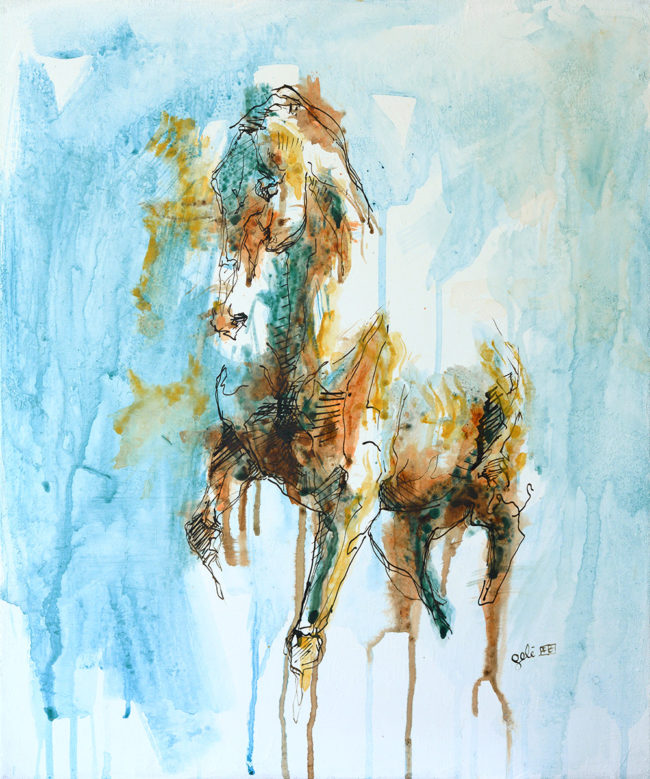 Equine Nude 12a
