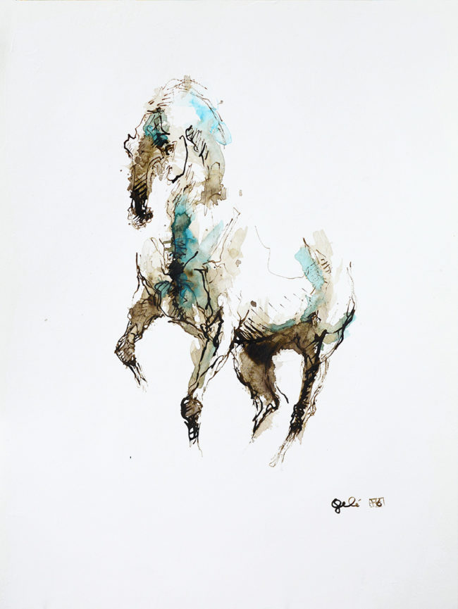 Equine Nude 1a