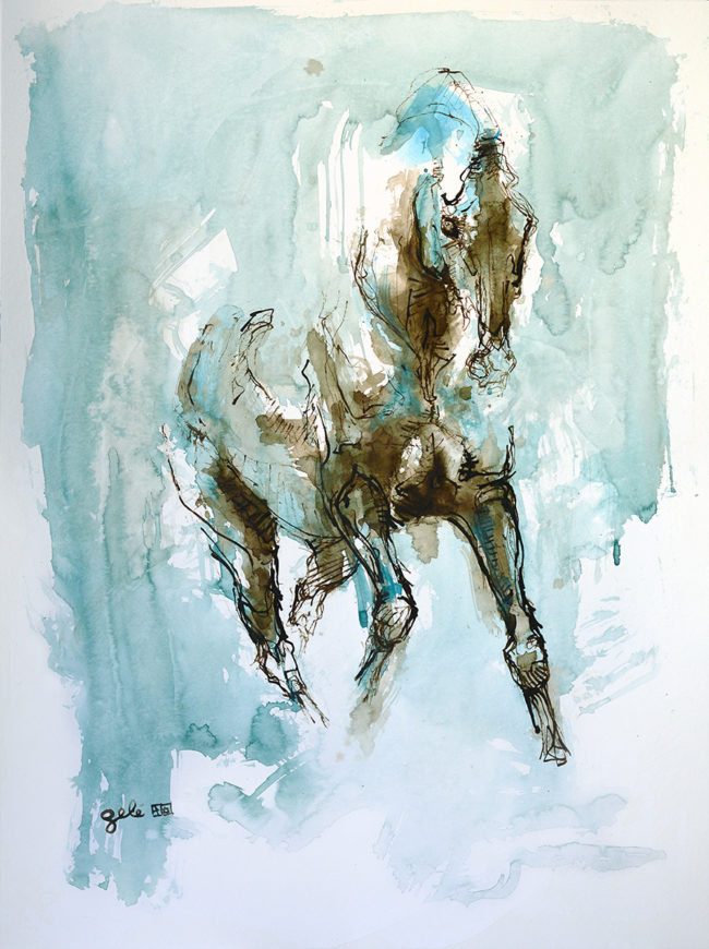 Equine Nude 2a