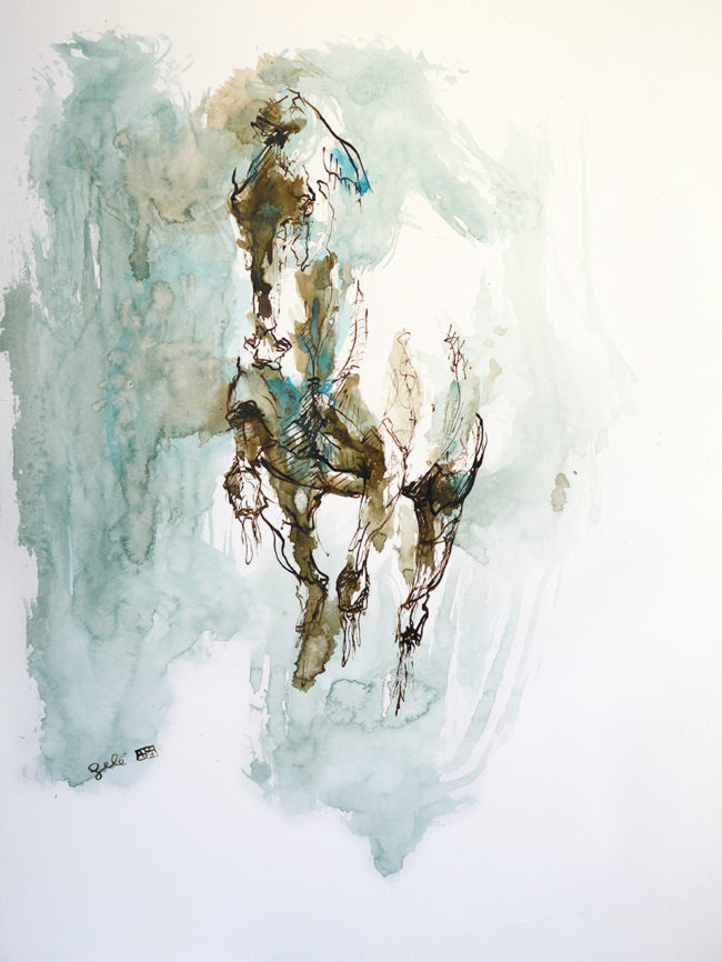 Equine Nude 4a
