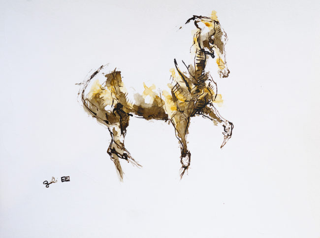 Equine Nude 9a