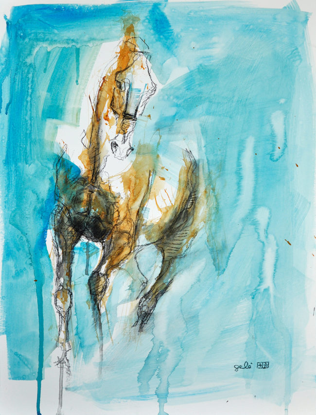 Equine Nude 51t