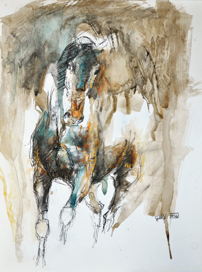 Equine Nude 58t