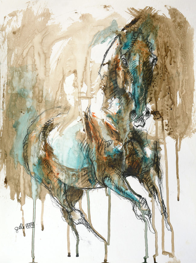 Equine Nude 89t