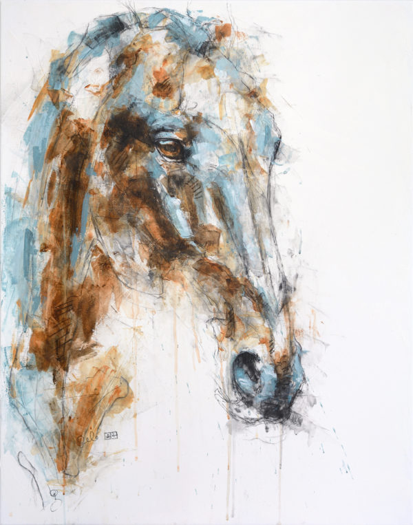 The Shaman horse