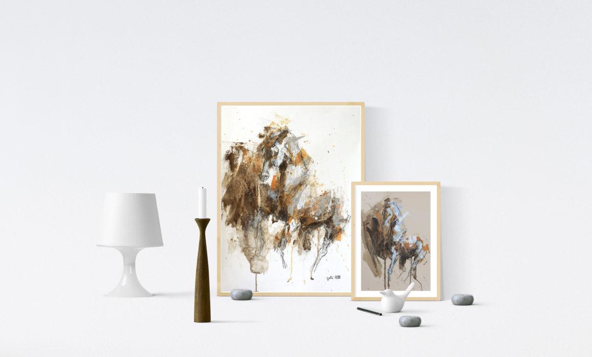 Renewal Painting Series